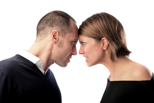 """I HATE YOUR GOULASH AND ALWAYS HAVE!."" ""TAKE ME TO BED OR LOSE ME FOREVER."""